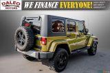 2008 Jeep Wrangler SAHARA / TARGA / NAVI / BUCKET SEATS Photo36