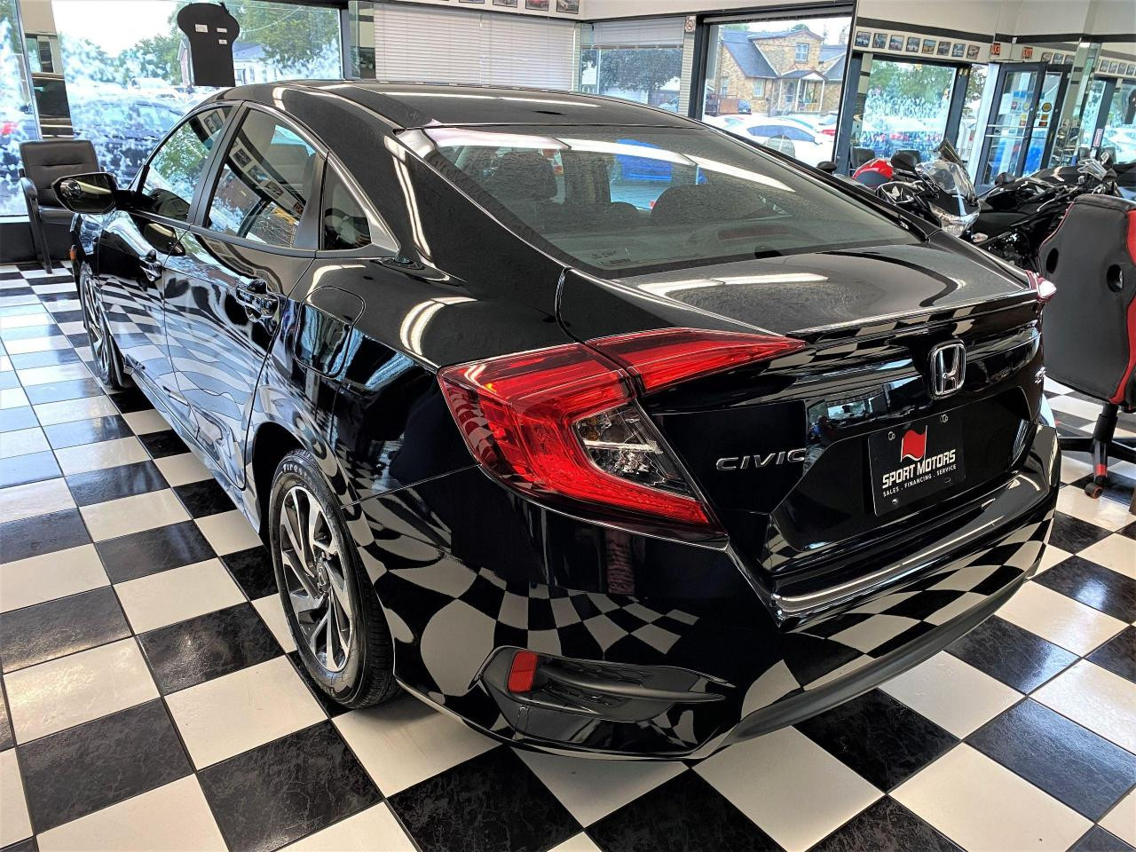 2018 Honda Civic