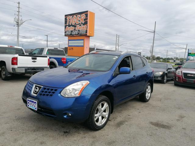 2009 Nissan Rogue SL*AUTO*SUNROOF*AWD*AS IS SPECIAL