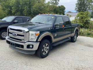 Used 2011 Ford F-350 Lariat for sale in Mount Brydges, ON