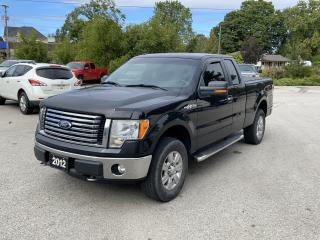 Used 2012 Ford F-150 XTR for sale in Mount Brydges, ON