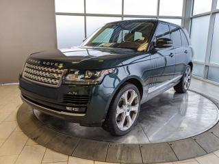 Used 2017 Land Rover Range Rover SC for sale in Edmonton, AB