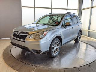 Used 2016 Subaru Forester AWD-LOW MILLAGE! for sale in Edmonton, AB
