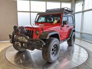 Used 2015 Jeep Wrangler OFF ROAD READY! for sale in Edmonton, AB