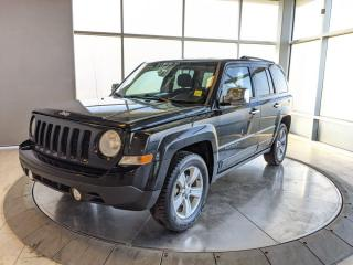 Used 2014 Jeep Patriot AWD! for sale in Edmonton, AB