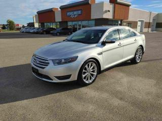 Used 2014 Ford Taurus LIMITED for sale in Steinbach, MB