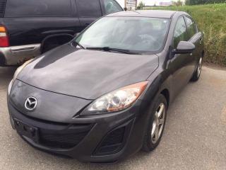 Used 2011 Mazda MAZDA3 GX for sale in Mississauga, ON