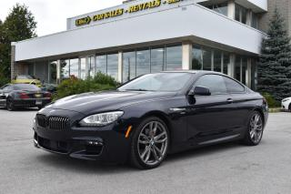 Used 2012 BMW 6 Series 650i xDrive for sale in Oakville, ON