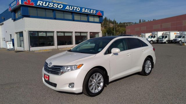 2010 Toyota Venza All Wheel Drive, Leather