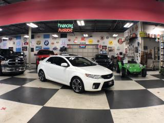 Used 2013 Kia Forte Koup SX AUTO A/C SUNROOF LEATHER H/SEATS for sale in North York, ON