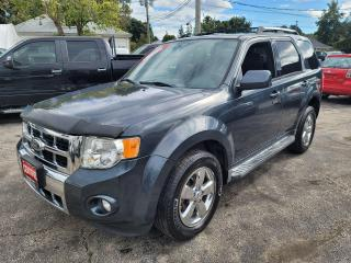 Used 2009 Ford Escape Limited for sale in Brantford, ON