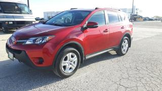 Used 2015 Toyota RAV4 LE for sale in Elie, MB