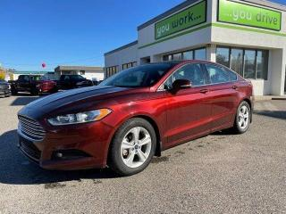 Used 2015 Ford Fusion SE for sale in Kelowna, BC