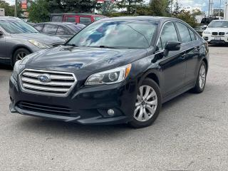Used 2016 Subaru Legacy 2.5i w/Touring Pkg for sale in Bolton, ON
