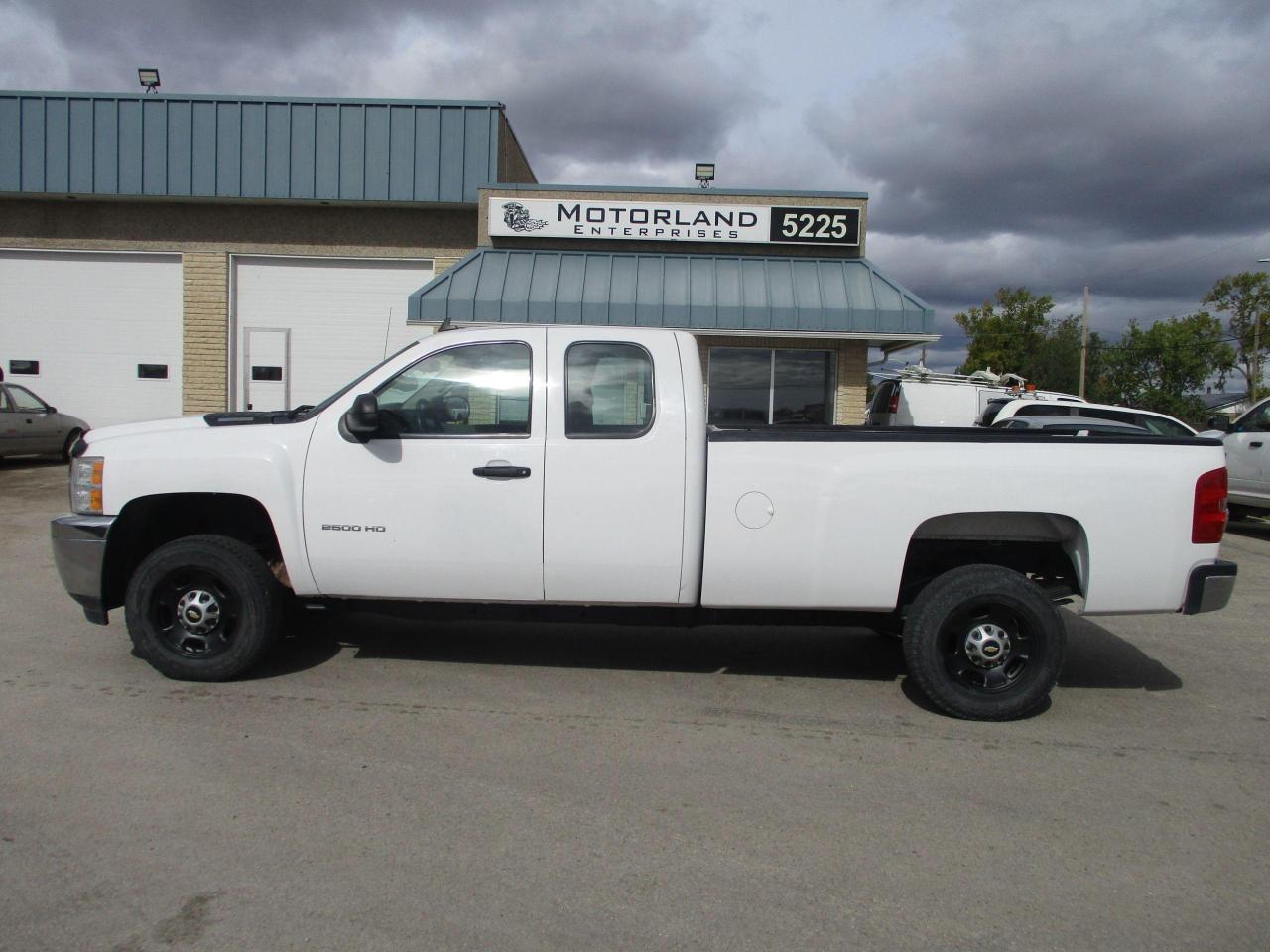 2011 Chevrolet Silverado 2500 WT