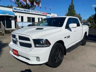 Used 2013 RAM 1500 SPORT for sale in Stoney Creek, ON
