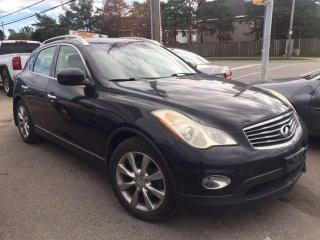 Used 2008 Infiniti EX35 Journey for sale in Mississauga, ON