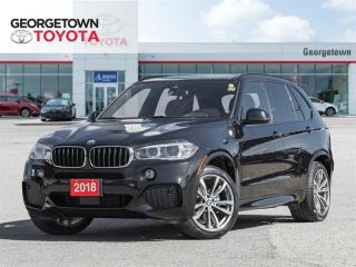 Used 2018 BMW X5 xDrive35i for sale in Georgetown, ON