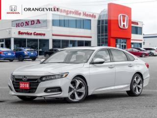 Used 2018 Honda Accord Touring 1.5L TURBO|SUNROOF|NAVI|LEATHER for sale in Orangeville, ON