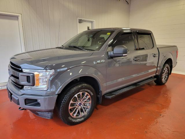 2018 Ford F-150 XLT FX4 OFF ROAD