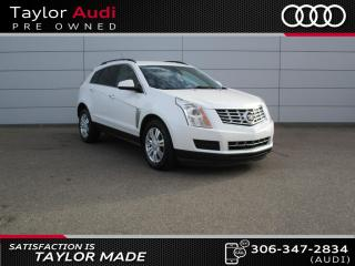Used 2013 Cadillac SRX Leather Collection LOCAL TRADE, 1 OWNER, LEATHER for sale in Regina, SK