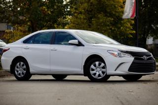 Used 2017 Toyota Camry LE for sale in Hamilton, ON