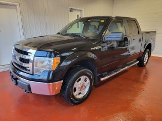 Used 2013 Ford F-150 XLT 4X4 for sale in Pembroke, ON