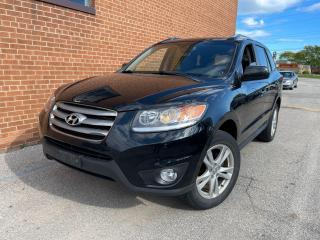 Used 2012 Hyundai Santa Fe Limited w/Navi/ONE OWNER for sale in Oakville, ON