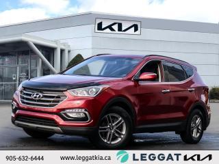 Used 2017 Hyundai Santa Fe Sport 2.4 Premium for sale in Burlington, ON