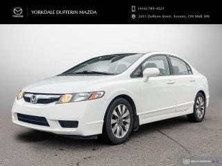 Used 2010 Honda Civic Sedan EX-L at LEATHER / SUNROOF! for sale in York, ON