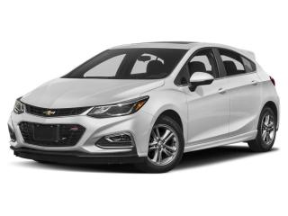 Used 2017 Chevrolet Cruze LT AUTO for sale in London, ON