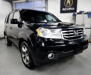 Used 2015 Honda Pilot EX-L MODEL,DEALER MAINTAIN,NO ACCIDENT,ONE OWNER for sale in North York, ON