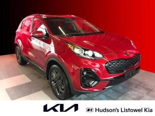 New 2022 Kia Sportage LX Nightsky Edition for sale in Listowel, ON