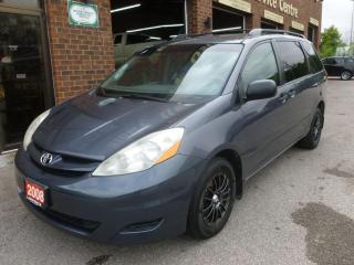 Used 2008 Toyota Sienna CE for sale in Weston, ON