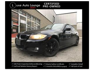 Used 2010 BMW 3 Series 323i - 6-SPEED MANUAL! SUNROOF, HEATED SEATS! for sale in Orleans, ON
