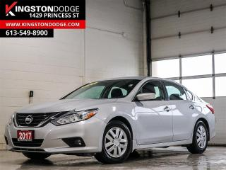 Used 2017 Nissan Altima 2.5 S | Remote Start | Backup Cam | for sale in Kingston, ON