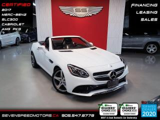 Used 2017 Mercedes-Benz SLC for sale in Oakville, ON