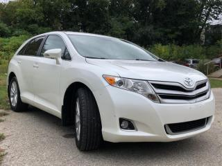 Used 2014 Toyota Venza 4DR WGN for sale in Waterloo, ON