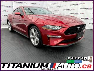 Used 2019 Ford Mustang 2.99% Financing GT Premium+LIKE NEW+Ceramic Coated for sale in London, ON