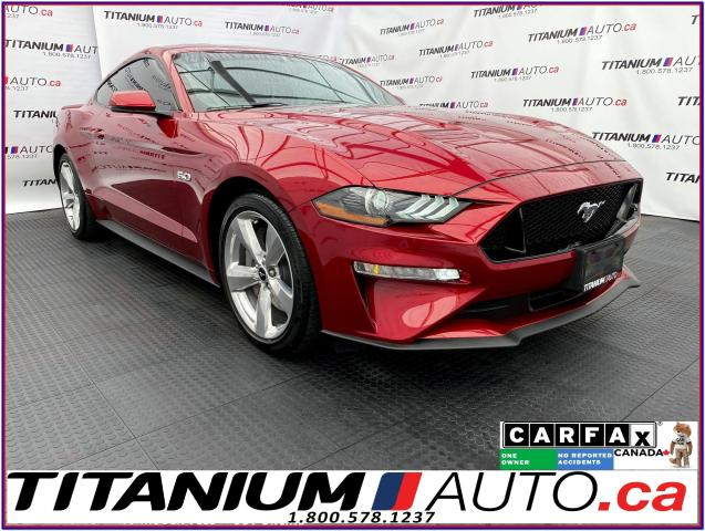 2019 Ford Mustang 2.99% Financing GT Premium+LIKE NEW+Ceramic Coated