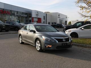 Used 2015 Nissan Altima 2.5 SV Bluetooth, Moonroof, Duel Climate control, Heated seats for sale in Winnipeg, MB