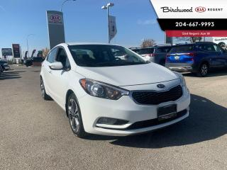 Used 2014 Kia Forte EX | Local One Owner | Rearview Camera | Heated Seats | Bluetooth | Power Group | for sale in Winnipeg, MB