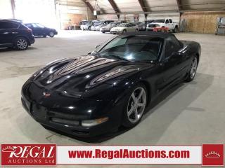 Used 1999 Chevrolet Corvette for sale in Calgary, AB