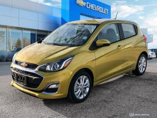 "New 2022 Chevrolet Spark 1LT ""Fall into Savings!"" for sale in Winnipeg, MB"