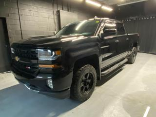 Used 2018 Chevrolet Silverado 1500 2LT Z71 Package! Leather! Heated Seats! CD Player! for sale in Kingston, ON