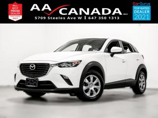 Used 2016 Mazda CX-3 GX for sale in North York, ON