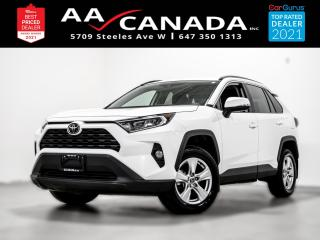 Used 2020 Toyota RAV4 XLE for sale in North York, ON