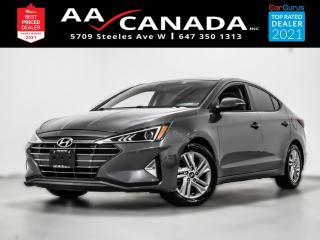 Used 2020 Hyundai Elantra Preferred w/Sun & Safety Package for sale in North York, ON