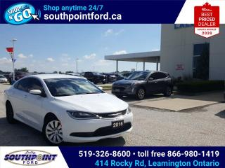 Used 2016 Chrysler 200 LX PENDING SALE for sale in Leamington, ON