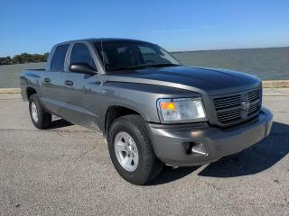 Used 2009 Dodge Dakota SXT 4X4 V8 Magnum Cruise Control for sale in Belle River, ON